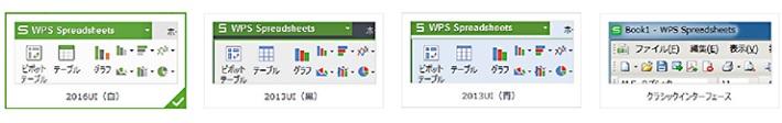 ソフトバンク「BBソフト」 WPS Officeの特長