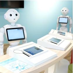 ソフトバンク「Robot LAB」 体験内容